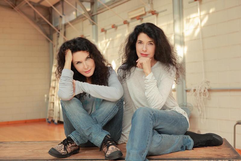 Katia and Marielle Labèque. (Courtesy Katia and Marielle Labèque via Facebook)