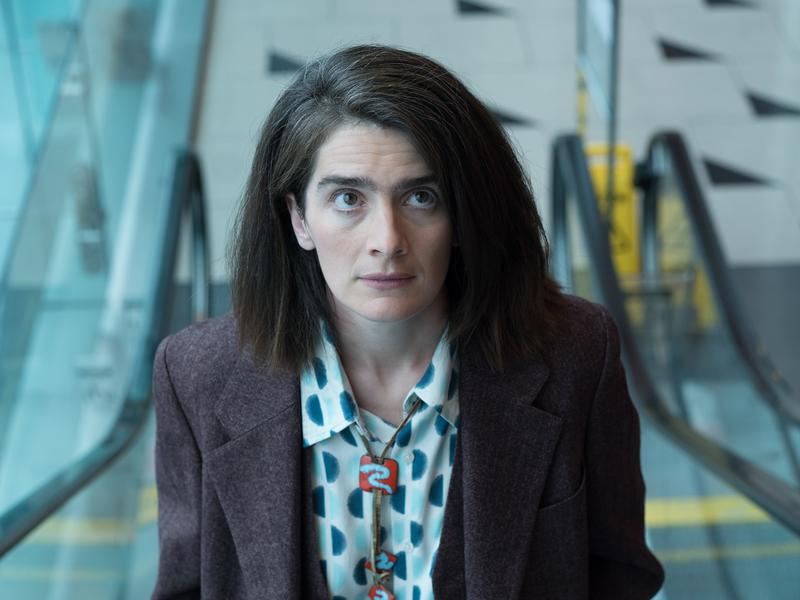 """Gaby Hoffmann plays Ali on the Amazon series <em>Transparent</em>. She says her character was """"lost in the woods of being lost"""" and is now working to become """"more focused."""""""