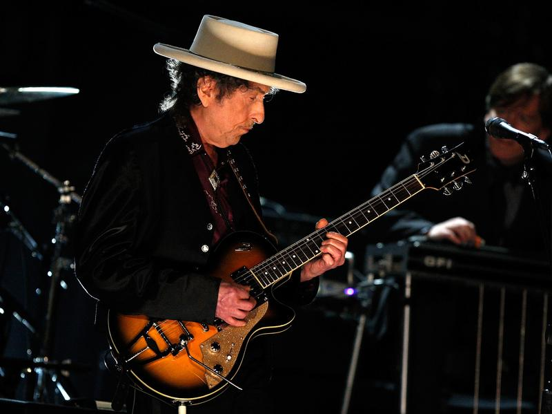 Bob Dylan performs in Culver City, Calif. in June 2009.