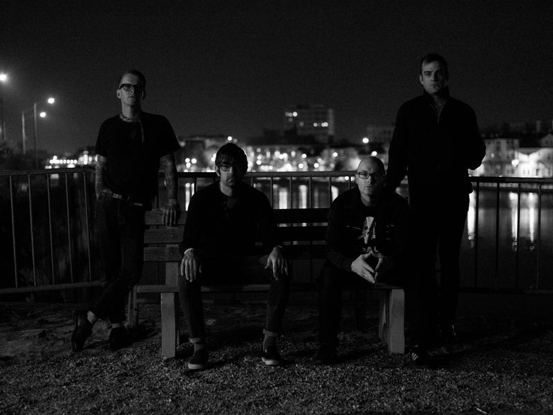 Dark Blue's new album, <em>Start of the World, </em>comes out Nov. 4.
