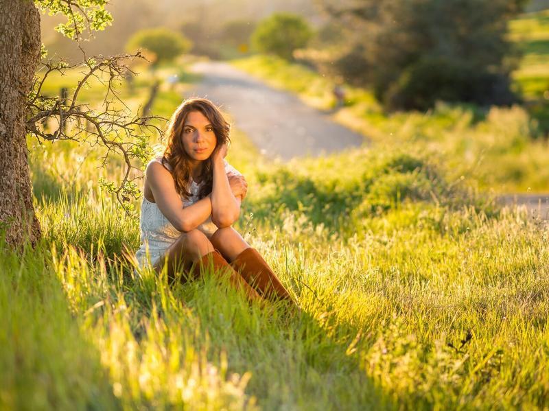 Lara Downes' new album, <em>America Again</em>, comes out Oct. 28.