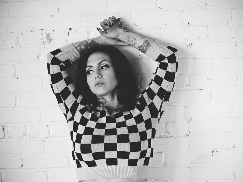 Nina Diaz's new album, <em>The Beat Is Dead</em>, comes out Oct. 28.