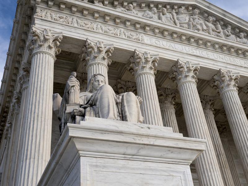 The Supreme Court in a Feb. 17, 2016 file photo.
