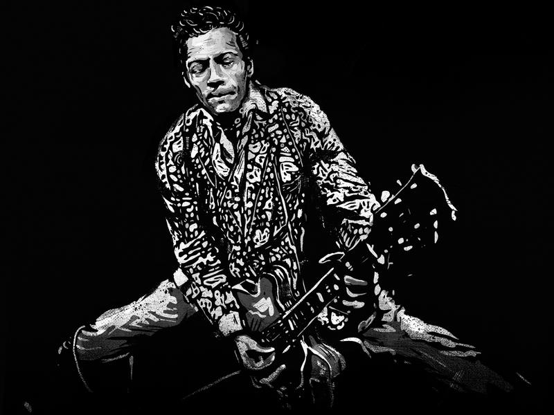 <em>CHUCK </em>will be Chuck Berry's first album in 38 years.