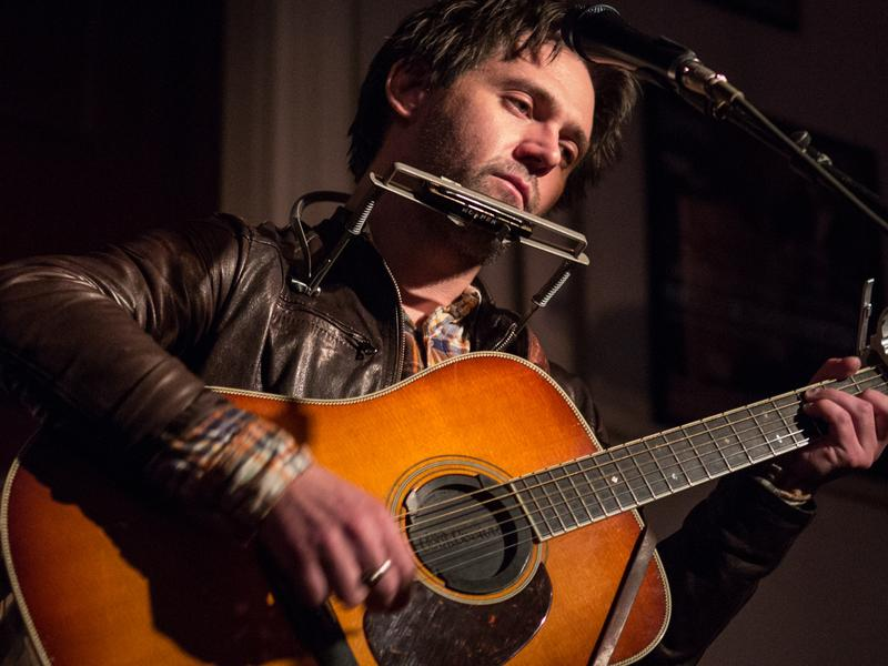 Conor Oberst performs <em>Ruminations</em> in its entirety at Housing Works Bookstore.