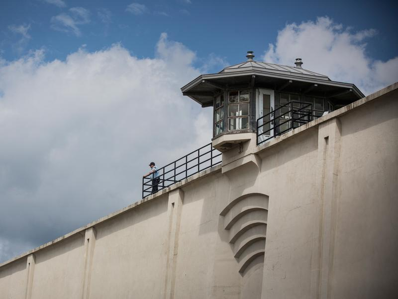 Clinton Correctional Facility in Dannemora, N.Y., is one of several New York state prisons under scrutiny for incidents involving officers' excessive use of force.