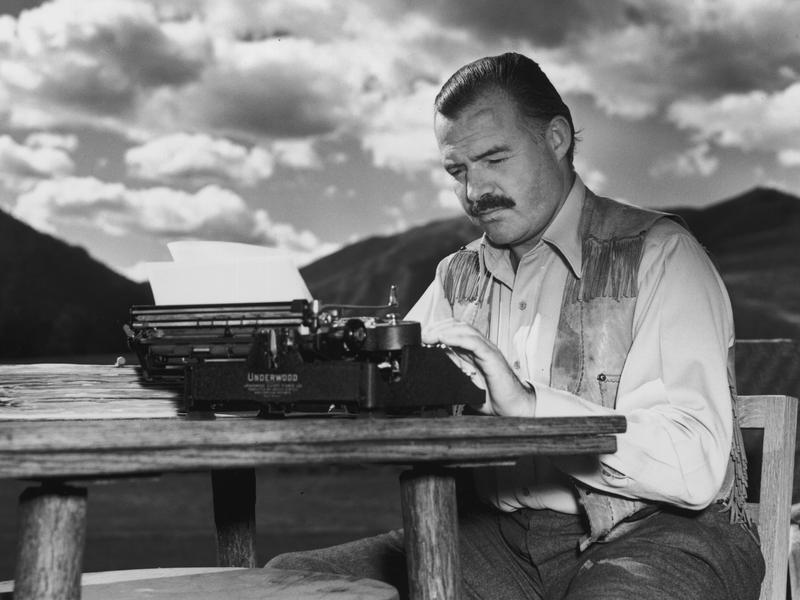 Ernest Hemingway: Not just some old white guy going on about a crusty fisherman.