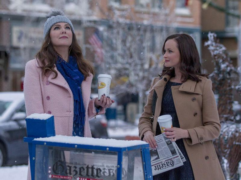 Mother-daughter best friends Lorelai (Lauren Graham) and Rory (Alexis Bledel) return in a Netflix <em>Gilmore Girls</em> revival planned for late November. Creator Amy Sherman-Palladino hatched the idea for the hit TV show<em> </em>during a weekend visit to Washington, Conn.