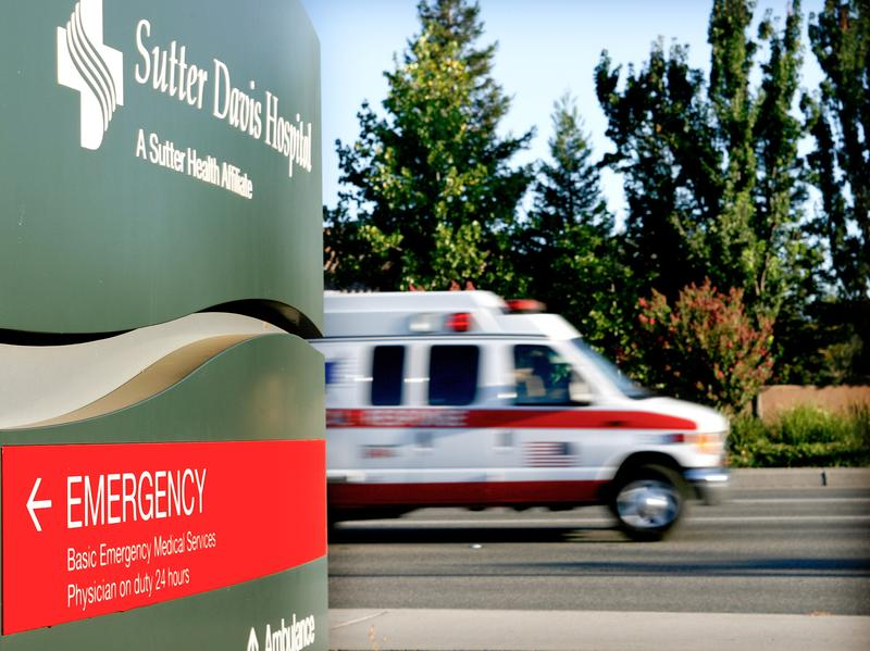 """A <a href=""""http://inq.sagepub.com/content/53/0046958016651555.full"""">recent study</a> from the University of Southern California found that prices charged by hospitals in the Sutter Health system are about 25 percent higher than those of other hospitals in California."""