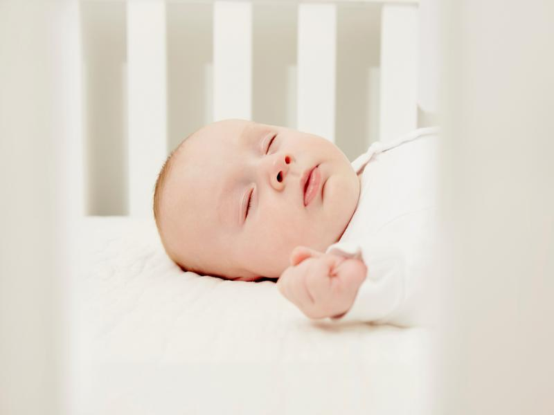 New advice from the American Academy of Pediatrics recommends that newborns sleep in their parents' rooms for at least the first 6 months to avoid SIDS.