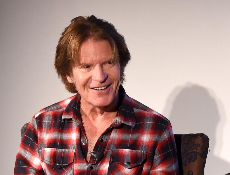 Musician John Fogerty speaks onstage at an event at the Grammy Museum on Oct. 16, 2015 in Los Angeles. (Kevin Winter/Getty Images)