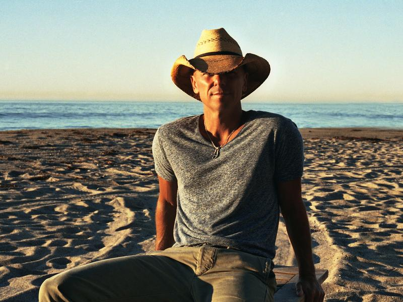 Kenny Chesney's new album, <em>Cosmic Hallelujah</em>, comes out Oct. 28.