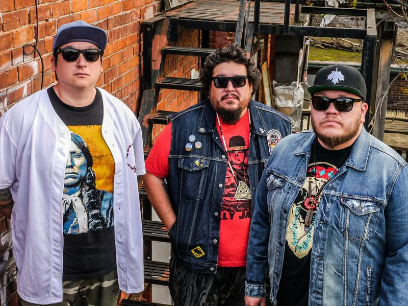 A Tribe Called Red's latest album is <em>We Are the Halluci Nation</em>.
