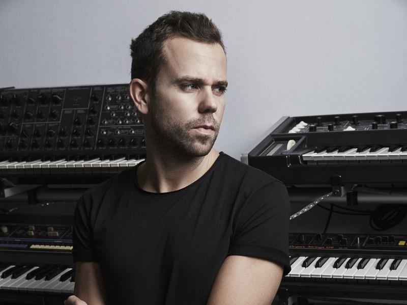 Hear music from M83 in this week's mix.
