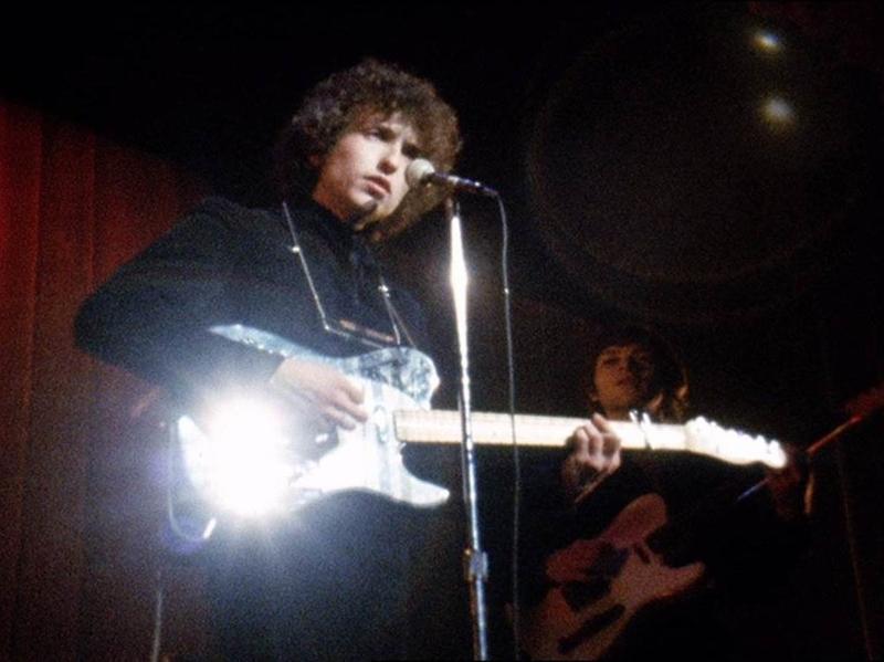 Bob Dylan's compilation album of live recordings, <em>The 1966 Live Recordings</em>, comes out Nov. 11.