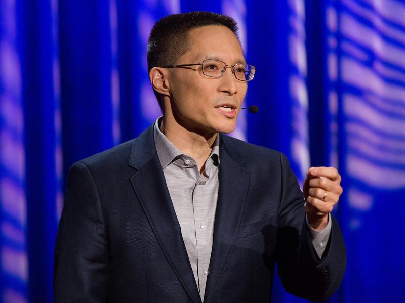Eric Liu speaks at TEDNYC.