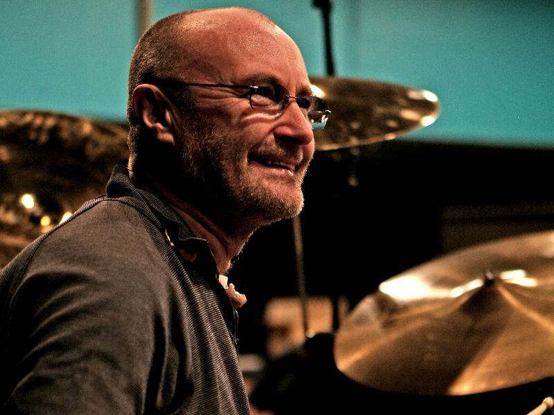 """""""Basically, my life's the same as everybody else's,"""" Phil Collins says. """"You're making it up every day and you're just hoping you're making the right decisions."""""""