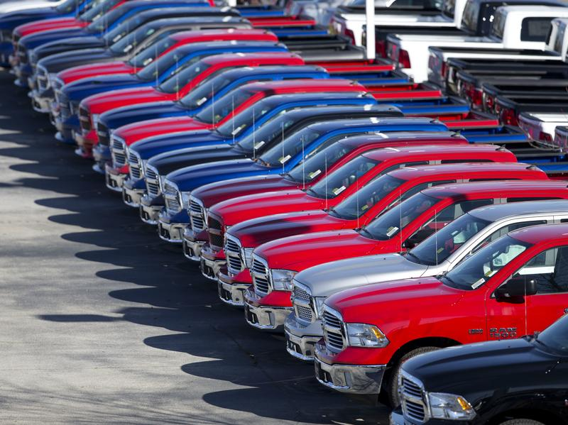 Ram was one of the few highlights for domestic automakers in October, with consumers favoring trucks and SUVs. Overall, truck sales continue to climb as sedan sales fall.