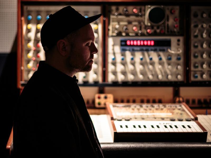 DJ Shadow's latest album is <em>The Mountain Will Fall</em>.