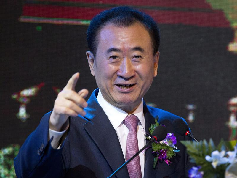 Chinese billionaire Wang Jianlin, chairman of the Dalian Wanda Group, has been buying up Hollywood entertainment properties in recent years. His company said Friday it would buy Dick Clark Productions for about $1 billion.