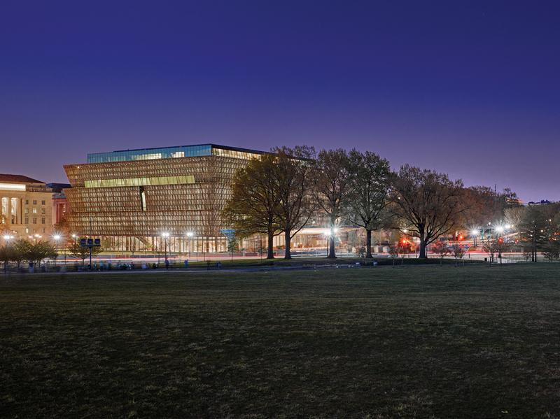 The National Museum of African American History and Culture opened in Washington, D.C., in late September. Smithsonian staff expected it to be popular but didn't predict that visitors would be staying so long.