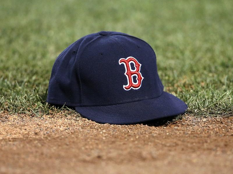 NPR's Nina Totenberg says a Red Sox hat like this one helped the Chicago Cubs win the 2016 World Series.