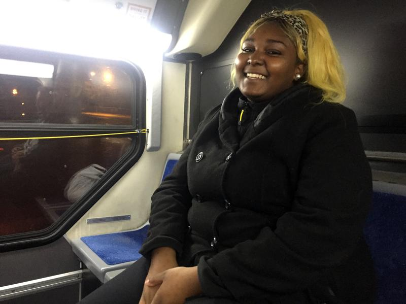 As Breanna Jordan, 24, rides the bus from liberal Milwaukee to her job an hour and half away, she passes through one of the most conservative areas in the state. Political leanings between the two areas may be different, but voters share some of the same frustrations.