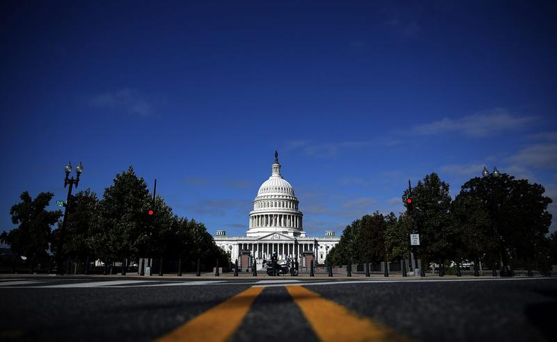 The United States Capitol building in Washington in September 2013. (Win McNamee/Getty Images)