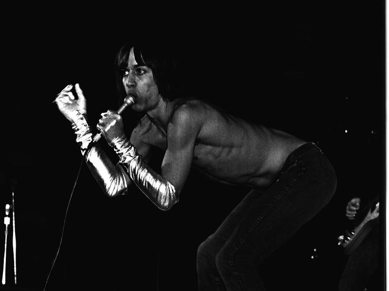 """""""There's nothing quite like the music ... that I've been privileged to inhabit,"""" Iggy Pop says. """"And I try to bring it to the people."""""""