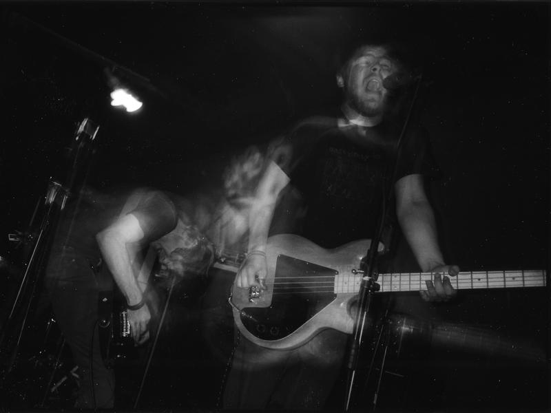 """""""We have actualized becoming the ghost,"""" guitarist and vocalist Brandon Evans says about the return of City Of Caterpillar."""