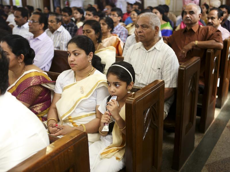 Younger and older generations at the St. Thomas Syro-Malabar Church in the Bronx grapple with how much of their faith and culture to retain, honor and leave behind.