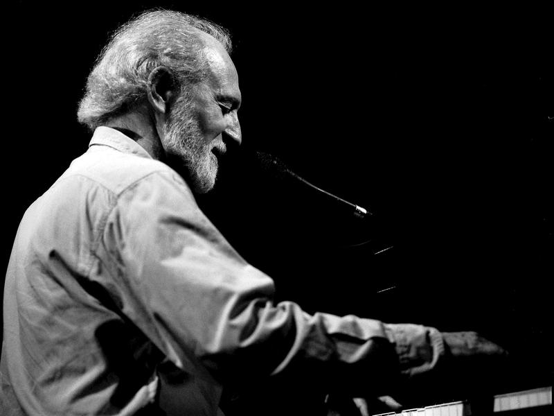 Mose Allison, circa 2000. The celebrated pianist and composer died in Hilton Head, S.C. this week.