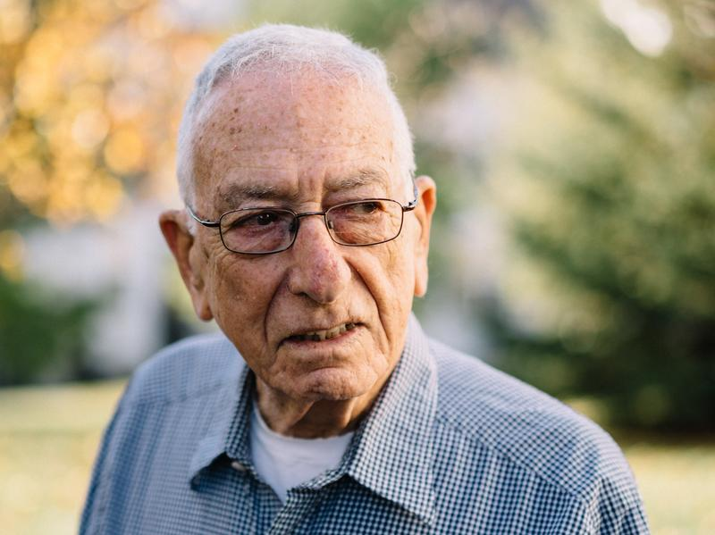 When Morton Pollner was diagnosed with lung cancer at age 76, he thought it was a death sentence.