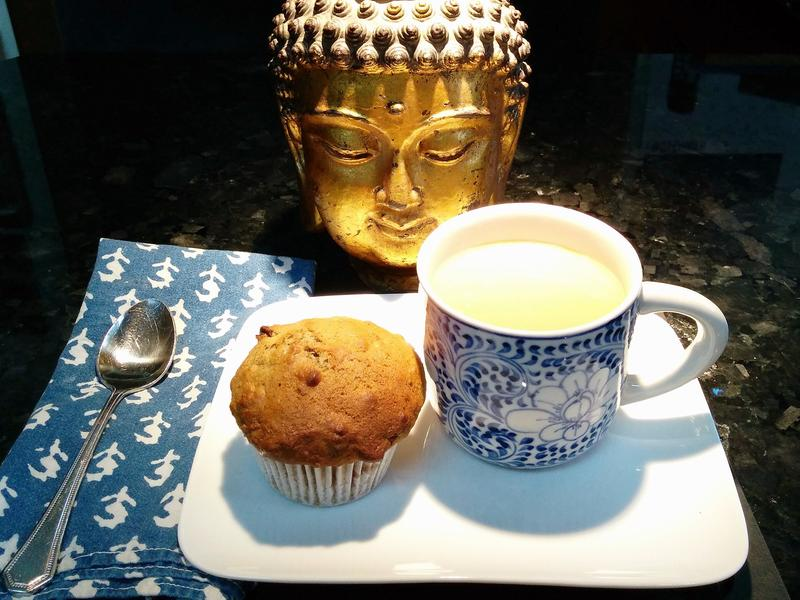 This election season, therapist Jean Fain found that making muffins as a meditative practice was a reliable source of comfort and hope.