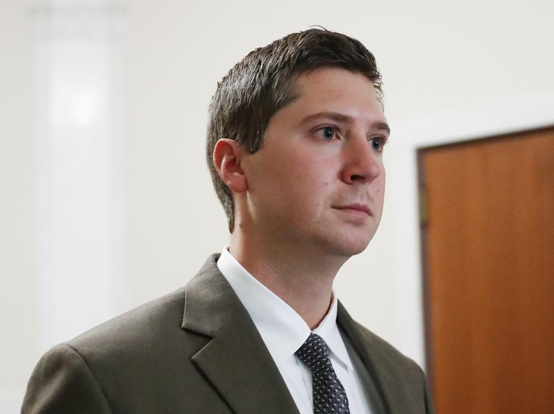 Former University of Cincinnati police Officer Ray Tensing shot and killed unarmed black motorist Sam DuBose during a routine traffic stop in July 2015.