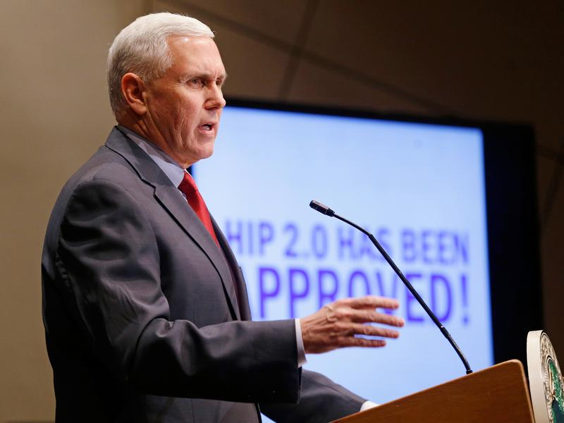 In 2015, Indiana Gov. Mike Pence announced that the Centers for Medicaid and Medicare Services had approved the state's waiver to try a different approach for Medicaid.