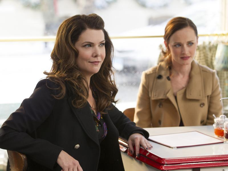 Lauren Graham and Alexis Bledel return for four movies continuing the <em>Gilmore Girls </em>story.