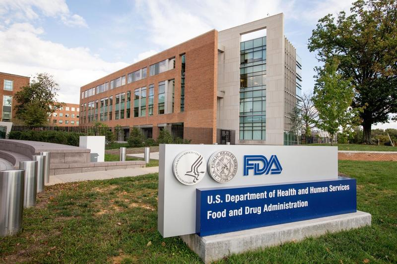 This Oct. 14, 2015, file photo shows the Food and Drug Administration campus in Silver Spring, Md. (Andrew Harnik, File/AP)