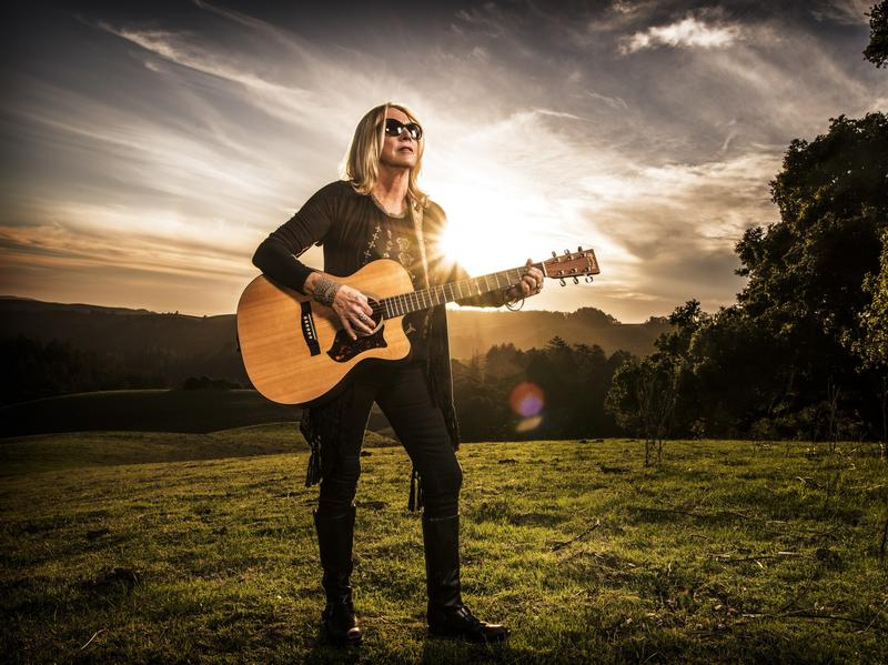 Pegi Young's new album, <em>Raw</em>, comes out Feb. 17, 2017.