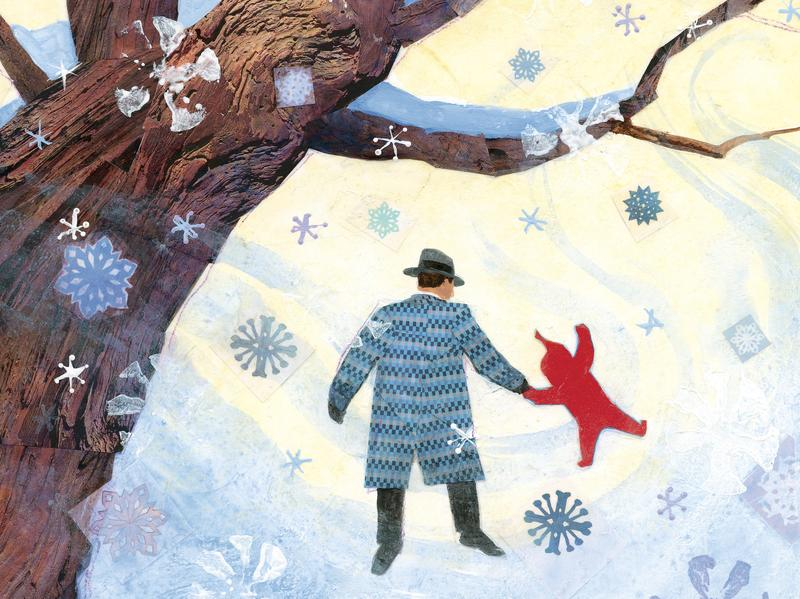 <em>Peter and Ezra, / you made a great team. / Together you brought a snowstorm / of your dreams.</em>