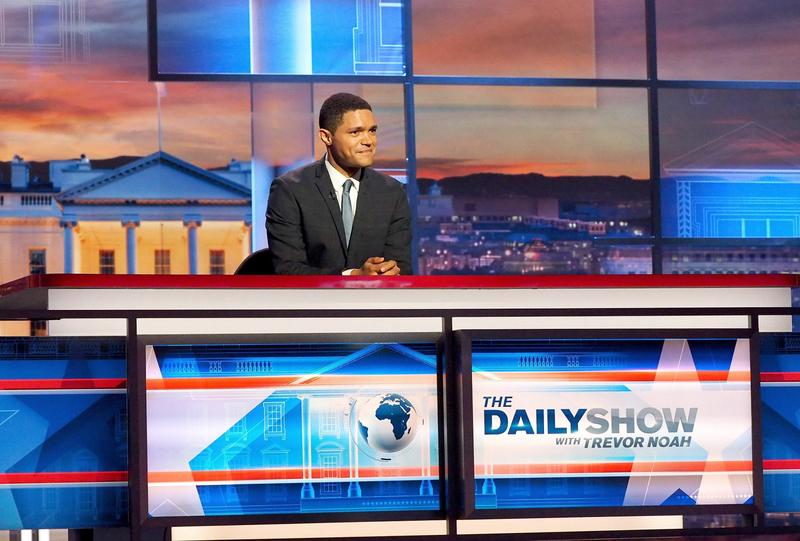 """Trevor Noah, host of """"The Daily Show with Trevor Noah."""" (Paul Zimmerman/Getty Images for Comedy Central)"""