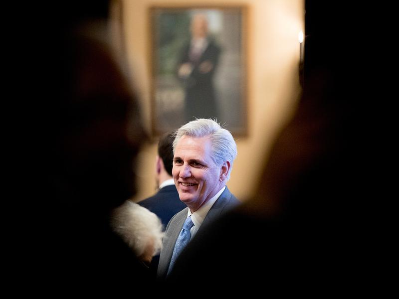 House Majority Leader Kevin McCarthy has supported the repeal of the Affordable Care Act, despite health coverage it has brought to many of his constituents.