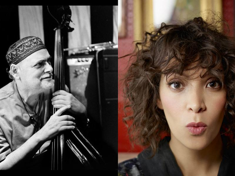 Andy González (left) and Gaby Moreno (right) were each nominated for Grammys this year.