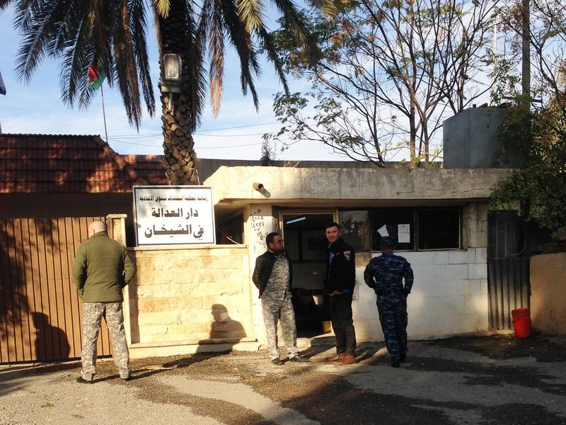 The Sheikhan criminal court occupies a municipal office building north of Mosul. Cases are heard after long delays and defense attorneys have limited contact with their clients.