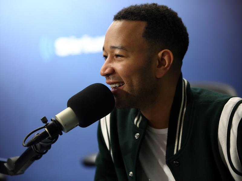 There was a lot in the world of race relations to make your head hurt. But it wasn't all bad. There was also John Legend.