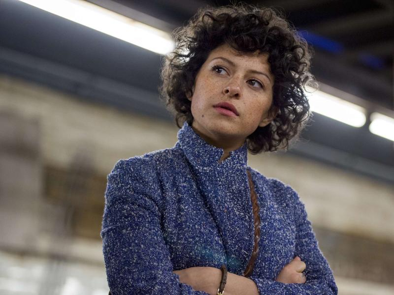 Alia Shawkat stars as Dory in the TBS comedy <em>Search Party.</em>