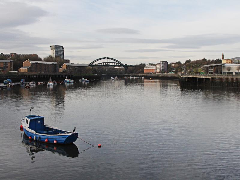 The river banks in Sunderland here were once home to shipyards, but like the city's coal mines, they disappeared. In June, the voters of Sunderland voted by more than 60 percent to leave the European Union, even though it would put tens of thousands of local jobs at risk.