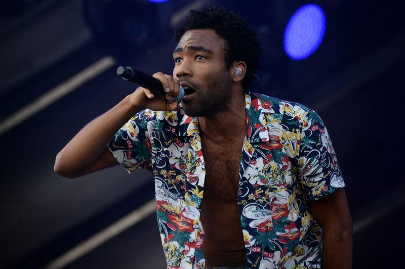 Childish Gambino performs in Las Vegas in 2014. (Al Powers/Powers Imagery/Invision/AP)