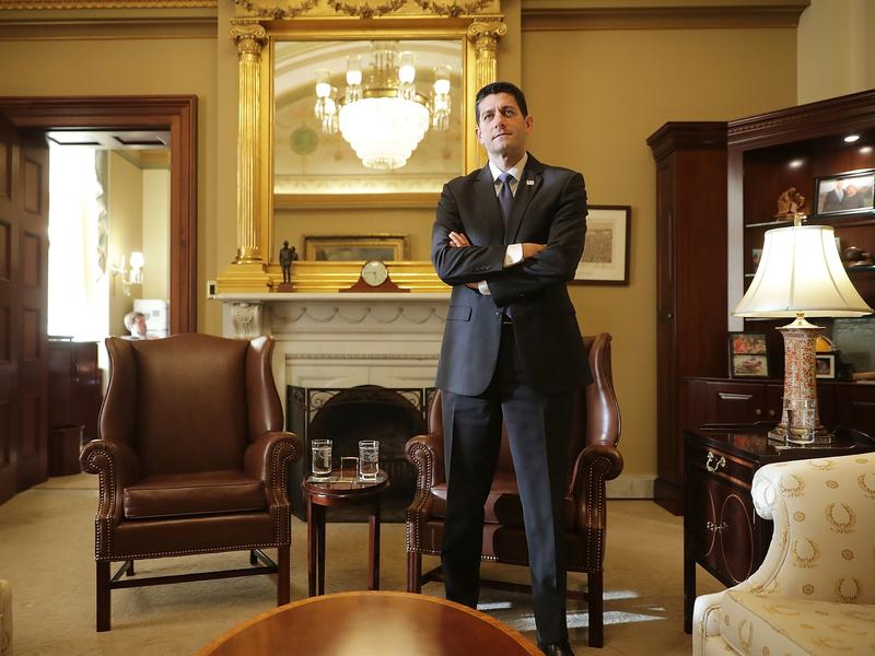 House Speaker Paul Ryan and fellow Republican leaders Sen. Mitch McConnell and President-elect Donald Trump have big plans for the new year with their party controlling both the White House and Congress.