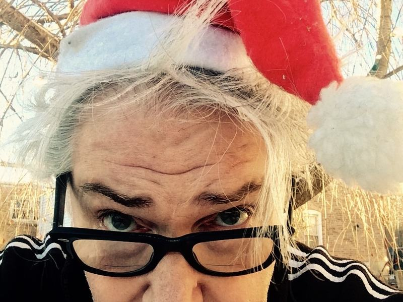 Martin Atkins gets in the holiday spirit.